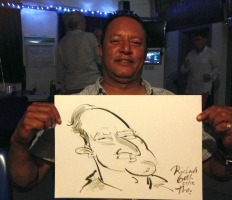 Ted Key Live Caricature Portrait 21 copy