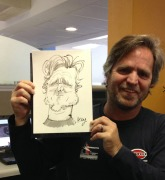 Ted Key Live Caricature Portrait 26 copy