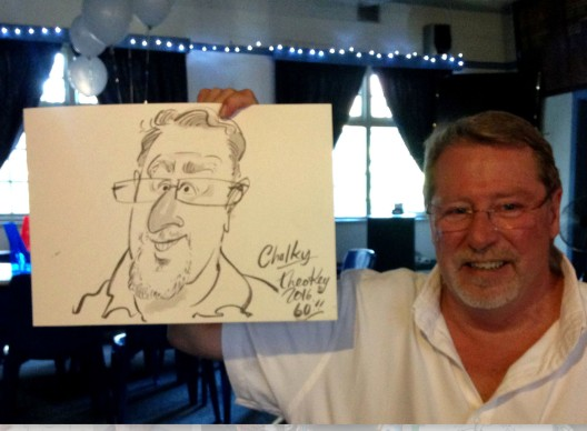 Ted Key Live Caricature Portrait 41 copy